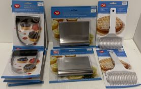 11 x assorted Tala items - pastry blende