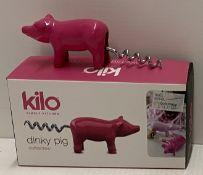21 x Dinky Pink corkscrews RRP £14.50 ea