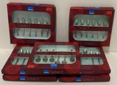 7 x Amefa Select 6 spoon sets RRP £6.00