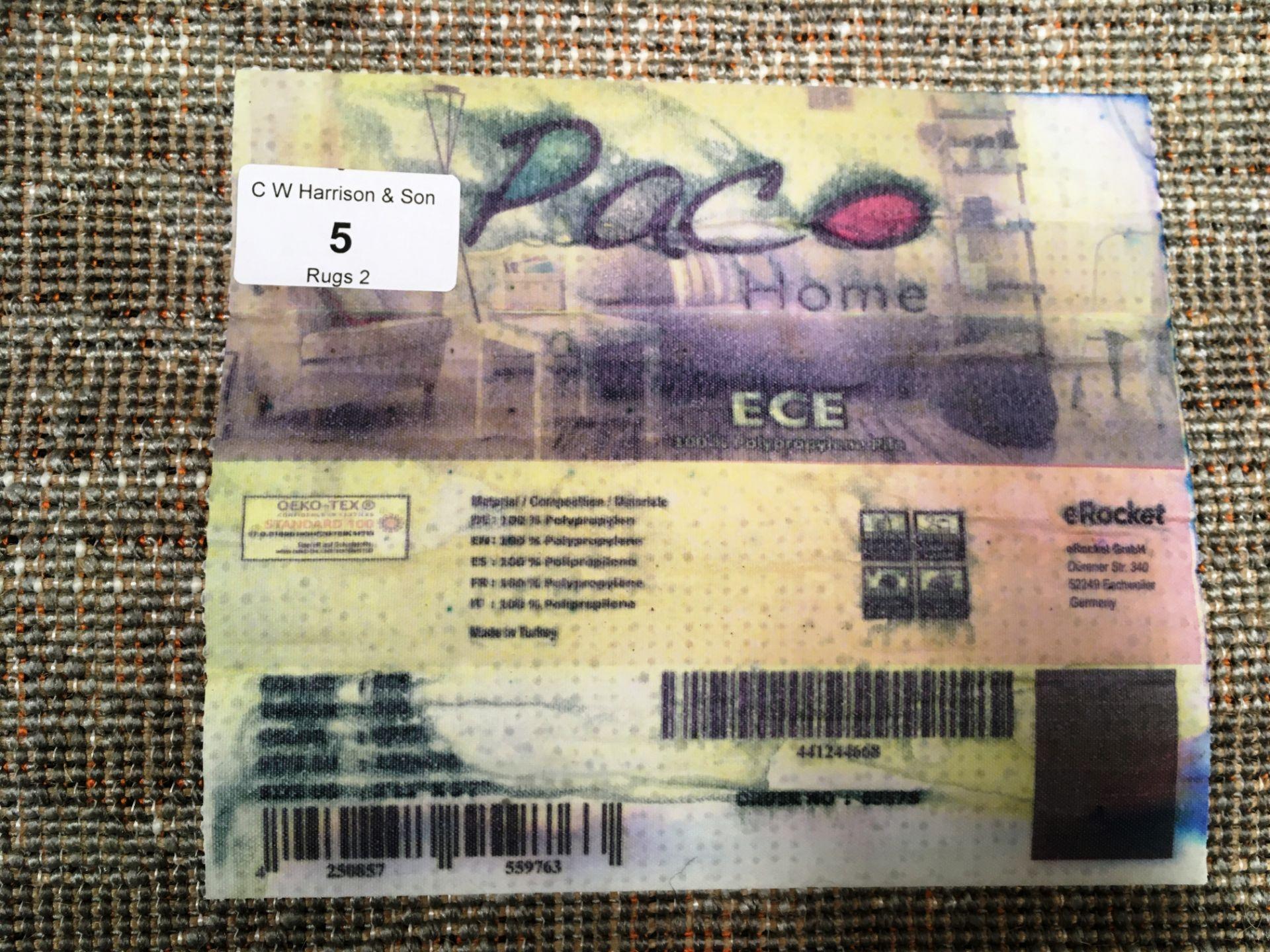 Lot 5 - A Paco Home Ece rug -