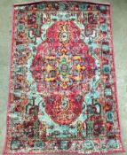 A Casablanca KKCB11A multi coloured rug - 122cm x 183cm