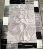 A Paco Home Sinai 054 grey rug - 240cm x 340cm