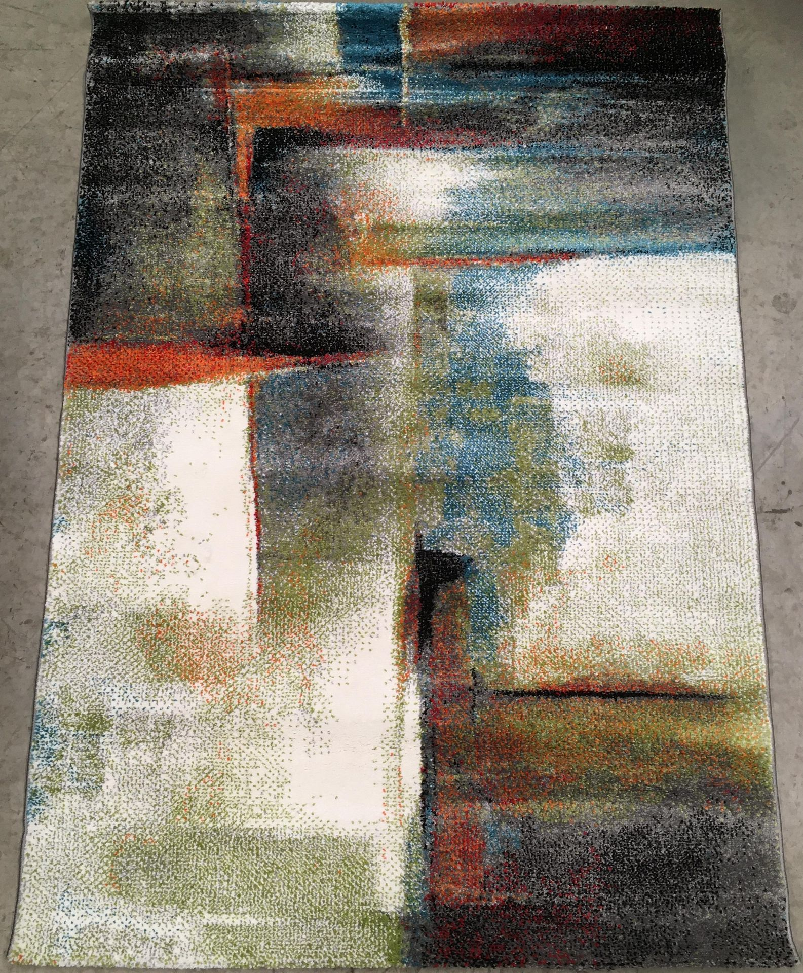Lot 7 - A Paco Home Brilliance SV 710 multicoloured rug - 120cm x 170cm