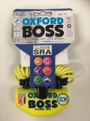 Oxford Boss Ultra Strong disc lock 14mm RRP £59.