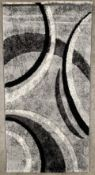 A Paco Home Brilliance SV 758 grey rug -