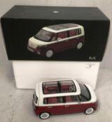 Norev 1/18 scale die cast metal model of VW Bulli (boxed)