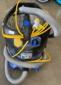 A Nilfisk ATTIX30-21PC 110V commercial vacuum