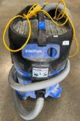 A Nilfisk ATTIX30-01PC 110V commercial vacuum