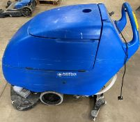 A Nilfisk ScrubTec 661 Electric floor polisher/cleaner