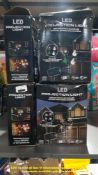 12 X LED CHRISTMAS PROJECTION LIGHT