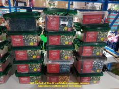 15 X MIXED GH BATTERY / MAINS OPERATED STRING LIGHTS TO INC 320 STRING LIGHTS,