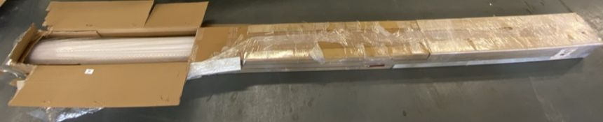 A 330cm long boxed/sealed roll of film/s