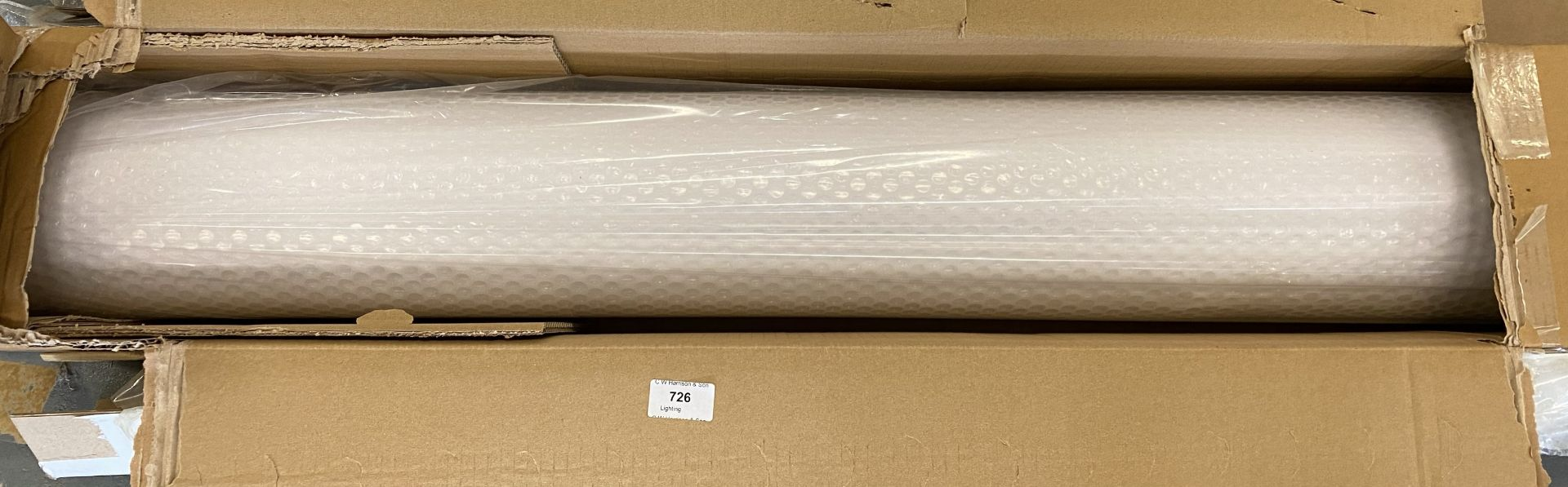 A 330cm long boxed/sealed roll of film/s - Image 2 of 2