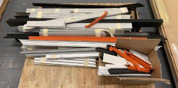 Contents to pallet - quantity of alumini