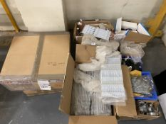 Contents to pallet - large quantity of 1