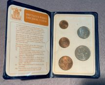 Britains First Decimal Coin Set