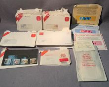 75 packs of British Philatelic Bureau stamps, some sets, some individual, opened and unopened,