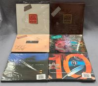 Six Royal Mail Special Stamp books in protective covers, years 1984, 1985, 1988, 1991,