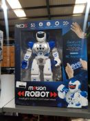 4 X RED5 MOTION ROBOT Further Information Returned items carry 'RTM' stickers
