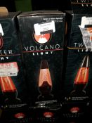 11 X TWISTER / VOLCANO LIGHT Further Information Returned items carry 'RTM'