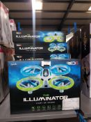 13 X RED5 THE ILLUMINATOR LIGHT UP DRONE Further Information Returned items carry