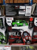 10 X RED5 RC WALL CLIMBING CAR Further Information Returned items carry 'RTM'