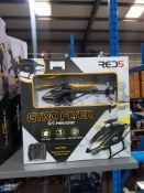 7 X RED5 GYRO FLYER RC HELICOPTER Further Information Returned items carry 'RTM'