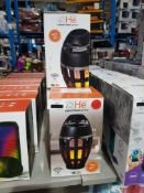 11 X HE LANTERN FLAME BLUETOOTH SPEAKER Further Information Returned items carry