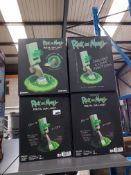 8 X RICK AND MORTY PORTAL GUN LIGHT Further Information Returned items carry 'RTM'