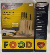 On Behalf of The Administrators ofAmefa(UK) Ltd  - Kyu, Sabatier and Laser knives, cutlery, etc.