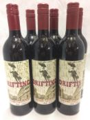 6 x 75cl bottles of Drifting Cabernet Sa