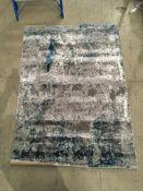 A Juwel Liray JUW01 petrol rug - 120cm x