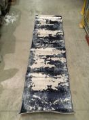 A Paco Home Victory 601 blue rug - 80cm