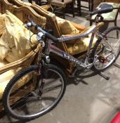 A Haro Sport Escape Mountain bike, 21 speed with 19.
