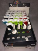 26 x Zeal Perfect Grip washing up brushes RRP £34.