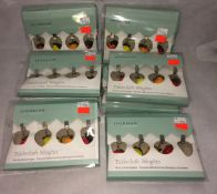8 x sets of 4 tablecloth weights by Epic