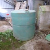300 Gallon water tank