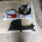 Horsch Drill Spares and 2 spare coulter arms