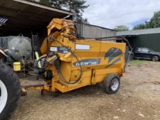 Lucas G Castor 30RUT Straw Chopper Blower Self Loading, Cable controlled Located near Beccles,