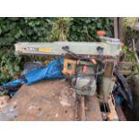 Dewalt radial arm saw. Pat test failed. Spares and Repairs Stored near Gorleston, Norfolk.item.
