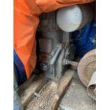 Wolsey stationary engine. Stored near Gorleston, Norfolk No VAT on this item.