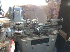 Myford Super 7 lathe. PAT test failed - needs to be reflexed.