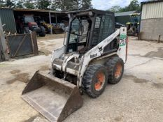 Bobcat 751 compact skid steer (1999) Rebuilt Engine in March 2020 Comes with Spare wheel,