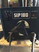 SIP 180 welder. Electrical safety test passed (11.09.20).