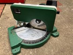 Toledo circular saw, portable, K2 205, 105360/2001. Electrical safety test passed (11.09.20).