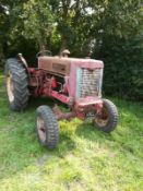 1970 International Harvester B614 Tractor, Reg VKL 383H
