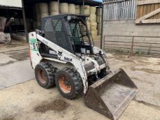 Bobcat 751 compact skid steer (1999), Rebuilt Engine in March 2020, Comes with Spare wheel,