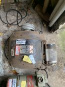Crompton Parkinson AC Motor 240 V bo. SPA9943G. Stored near Gorleston, Norfolk.