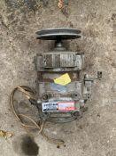 FLP 2545 - AC Motor Type BCF2410 230/250V. Stored near Gorleston, Norfolk. No VAT on this item.
