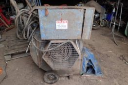Bentall Heater Blower 240v heater up to 3kv with auto humidity switch.